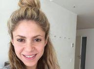 Shakira aparece em foto sem maquiagem no dia que completa 39 anos. Veja!