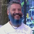 André Marques e Cissa Guimarães são criticados por defender Laércio, do 'BBB16', em entrevista no 'Mais Você': 'Nojo', nesta quarta-feira, 3 de janeiro de 2016
