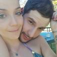 Luiza Possi termina namoro de seis meses com o diretor Thiago Teitelroit