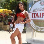 Aline Riscado fatura R$120 mil por mês para ser a Verão em comercial da Itaipava