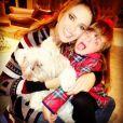 Ticiane Pinheiro é mãe da pequena Rafa Justus, fruto do seu relacionamento com o empresário Roberto Justus