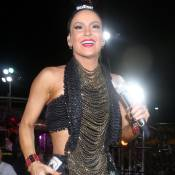 Claudia Leitte aposta em look com 9 mil cristais no Carnaval de Salvador