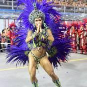 Carnaval 2016: Gracyanne Barbosa usa fantasia de 40kg. 'Uma das mais caras!'