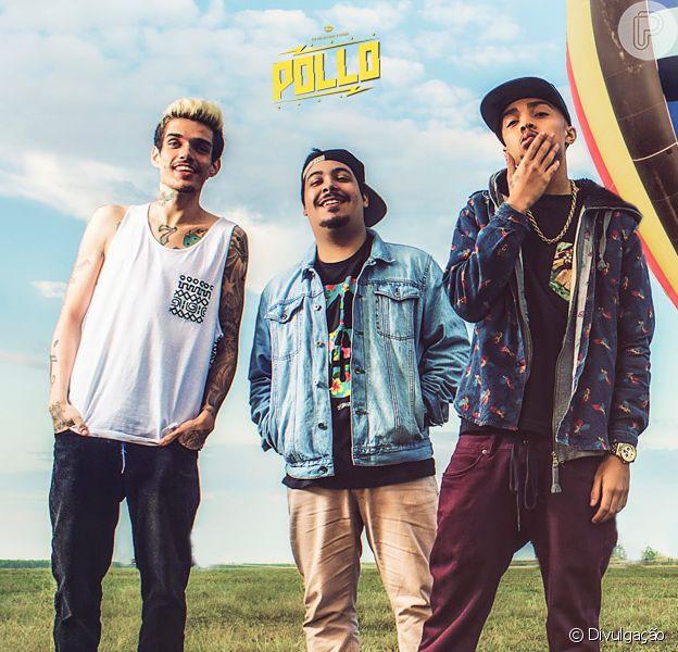 Integrantes da banda Pollo anunciaram saída da banda após sumiço de Adriel
