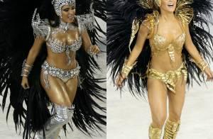 Anitta X Claudia Leitte: web se divide na torcida para musa e rainha da Mocidade