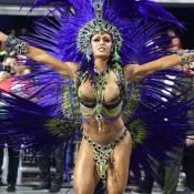 Rainhas de bateria desfilam figurinos luxuosos no Carnaval 2016. Veja fotos!