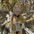 Natalia Casassola participou do 'BBB8' e do 'BBB13'. Da primeira vez, ela ficou em 3º lugar. Já na 13ª edição, a loira ficou em 4º lugar. No Carnaval, Nati desfilou pela Acadêmicos da Rocinha, do Rio de Janeiro