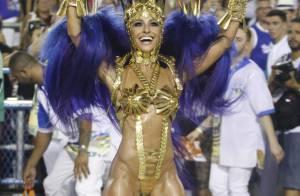 Sabrina Sato ousa com fantasia de R$ 62,5 mil para Carnaval: 'Público merece'