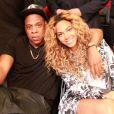 Beyoncé e o marido Jay-Z: O rapper já escreveu música em homenagem a mulher com choro da filha ao fundo