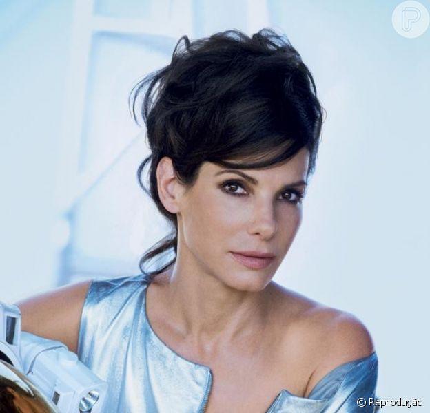 Sandra Bullock fala sobre separação de Jesse James em entrevista à revista 'Vogue' americana