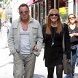 O cantor é casado com a cantora Patti Scialfa e tem três filhos
