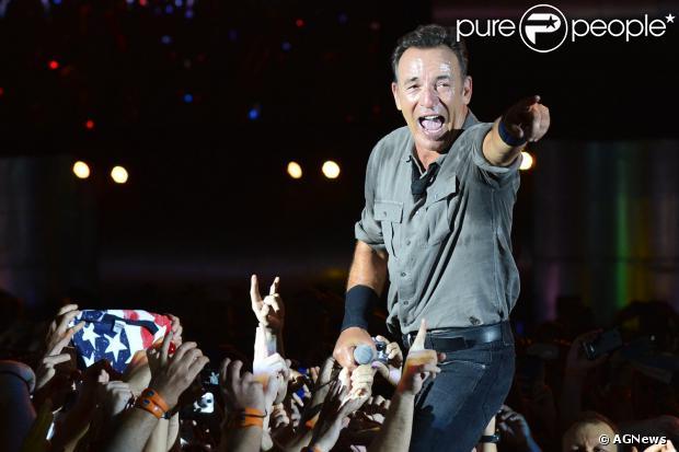 Bruce Springsteen completa 64 anos nesta segunda-feira, 23 de setembro de 2013