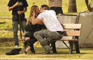 Amarilys propõe ser amante de Eron em 'Amor à Vida' e o advogado a beija: fotos!