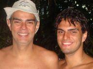 Marcos Palmeira fala sobre a morte do neto de Chico Anysio: 'Despedaçado'