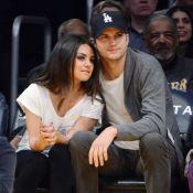 Primeiro beijo de Mila Kunis foi no namorado Ashton Kutcher, em 'That 70's Show'