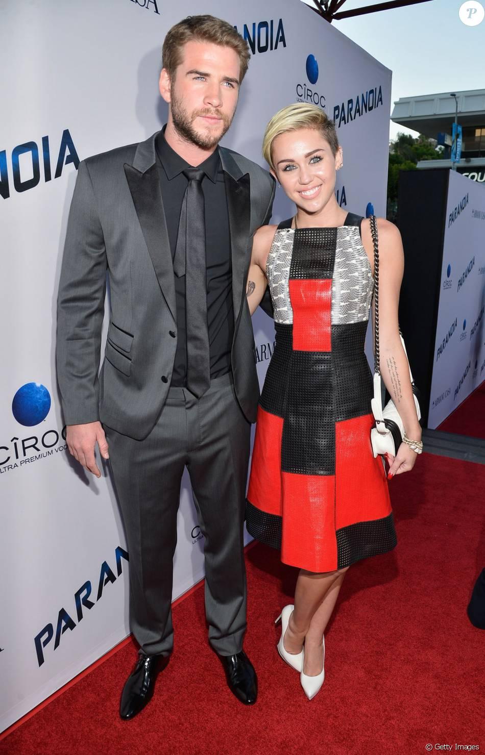 Miley Cyrus está grávida de Liam Hewsworth, afirma revista australiana