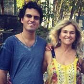Mãe de Rian Brito, neto de Chico Anysio, agradece apoio pela morte do rapaz