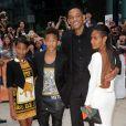 Will Smith e Jada Pinkett-Smith tiveram dois filhos: Jaden Christopher Syre Smith e Willow Camille Reign Smith