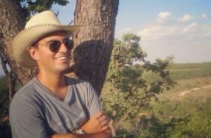 Pai de Rian se despede do neto de Chico Anysio: 'Tentar preencher esse buraco'