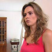 Ana Paula sobre expulsão do 'BBB16' no 'Fantástico': 'Jamais passou pela cabeça'