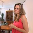 Ana Paula admitiu ao 'Fantástico' que nunca imaginou ser expulsa do 'BBB16': 'Jamais passou pela cabeça'