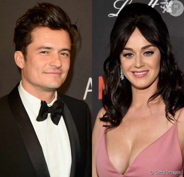 Segundo jornal, Katy perry e Orlando Bloom estão cada vez mais próximos e trocaram as chaves da casa um do outro