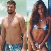 Nova namorada de Cauã Reymond é a modelo e apresentadora Mariana Goldfarb. Fotos