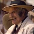 Tarcísio Meira é Coronel Jacinto Sá Ribeiro, também conhecido como Saruê, político rico, dono de terras e bastante influente na região do rio São Francisco, em 'Velho Chico', que estreia nesta segunda-feira, 14 de março de 2016