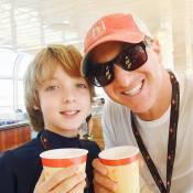 Luciano Huck e Angélica celebram os 11 anos do filho Joaquim: 'Mudou minha vida'