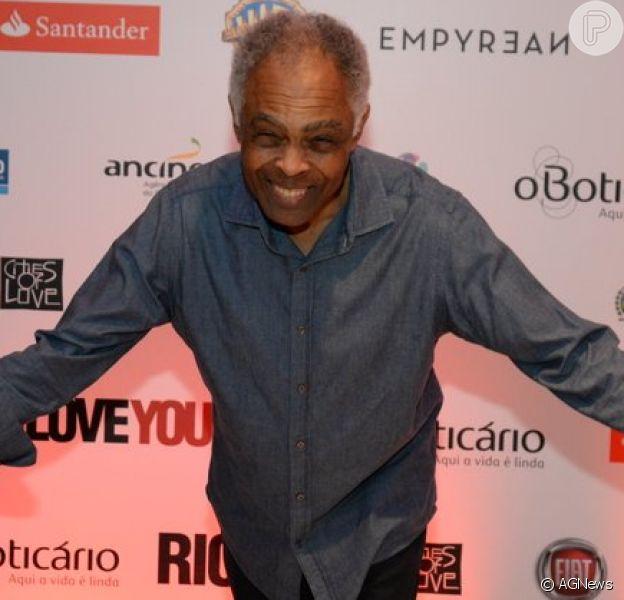Gilberto Gil tem alta após 13 dias internado por hipertensão arterial: 'Está bem'