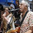 Em janeiro de 2016, Gilberto Gil se apresentou em um bloco de Carnaval ao lado da filha Preta Gil