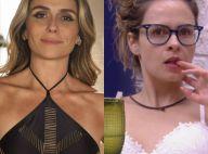 Ex-'BBB16' Ana Paula e Atena, de 'A Regra do Jogo', 'brigam' na TV: 'Bafônico'