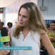 Ana Paula conversa com Giovanna Ewbank no 'Vídeo Show' desta quarta-feira (9)