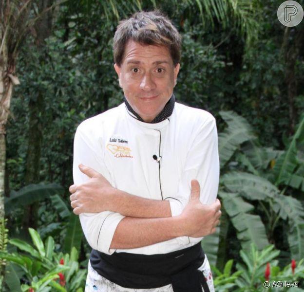Luís Salém comentou com o jornal 'Extra' desta quarta-feira, 25 de setembro de 2013, a confusão em que se envolveu com uma deficiente idosa