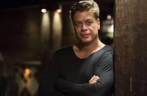 Fábio Assunção nega suposto afastamento de novela ao mostrar cirurgia: 'Em paz'