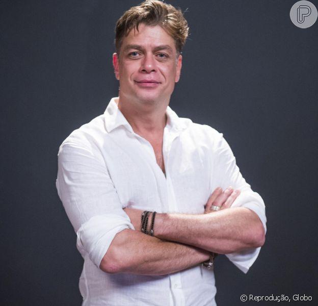 Fabio Assunção volta a gravar a novela 'Totalmente Demais' na próxima segunda-feira, 14 de março de 2016