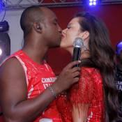 Fernanda Souza se declara para Thiaguinho em seu aniversário: 'Amar e proteger'