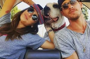 Thaila Ayala assume relacionamento com francês Adam Senn: 'Meu namorado'. Vídeo!
