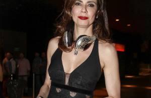 Luciana Gimenez vira DJ por um dia na noite paulistana e é elogiada: 'Brilhou!'