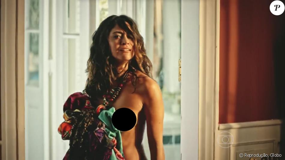 Carol Castro e Rodrigo Santoro protagonizaram cenas nus e ganharam elogios nas redes sociais nesta quarta-feira, dia 14 de março de 2016