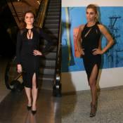 Monica Iozzi e Grazi Massafera, com look de R$ 6 mil, vão a prêmio em SP. Fotos!