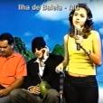 Vídeo da ex-BBB Ana Paula Renault é de 2003, quando cursava o último perído da faculdade de jornalismo