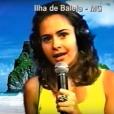 Ex-BBB Ana Paula Renault já mostrava desenvoltura na época da faculdade de jornalismo