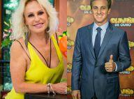 Globo quer reduzir salário de Ana Maria Braga e Huck para poupar mais de R$ 1 mi