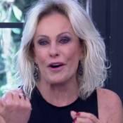 Ana Maria Braga chora com crianças do 'The Voice' no 'Mais Você': 'Emocionada!'