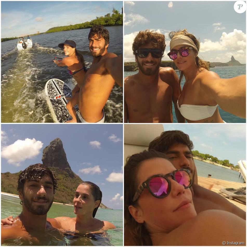 Hugo Moura Faz 26 Anos E Ganha Declaração De Deborah Secco
