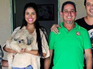 'BBB16': pai de Munik desconhece affair da filha: 'Preservando o ex-namorado'