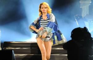 Rihanna se atrasa uma hora e público de show transforma local em pista de dança