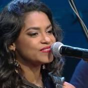 Lucy Alves elogia Domingos Montagner, seu par romântico em 'Velho Chico': 'Gato'