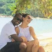 Fernanda Souza comemora cinco anos ao lado de Thiaguinho: 'Estou mais amada'
